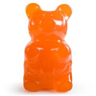 Picture of: Giant Gummi Bear (Orange) | Secret Santa Generator Gifts