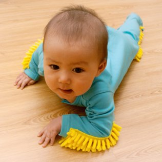 Picture of: Baby Mop (3-6 Months) | Secret Santa Generator Gifts