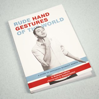 Picture of: Rude Hand Gestures Of The World | Secret Santa Generator Gifts