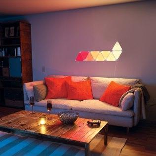 Picture of: Nanoleaf Lighting Panels   Secret Santa Generator Gifts