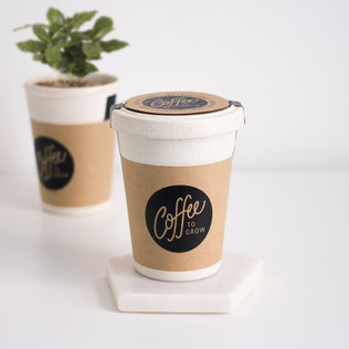 Picture of: Coffee to Grow | Secret Santa Generator Gifts