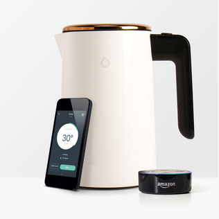 Picture of: iKettle 3rd Gen (White & Rose Gold - Limited Edition)   Secret Santa Generator Gifts