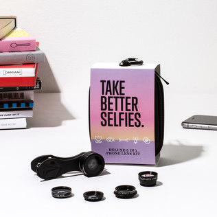 Picture of: Take Better Selfies Lens Kit | Secret Santa Generator Gifts