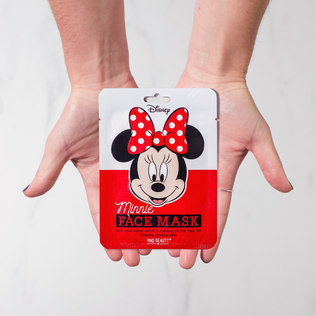 Picture of: Minnie Mouse Face Mask | Secret Santa Generator Gifts