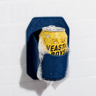 Picture of: Shower Beer Holder | Secret Santa Generator Gifts