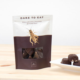 Picture of: Dare Squares (Chilli Chocolate) | Secret Santa Generator Gifts