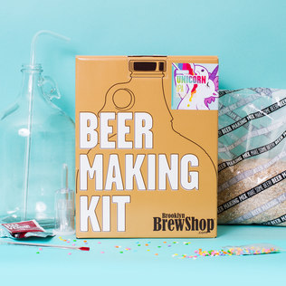 Picture of: Unicorn IPA Beer Making Kit (1 Gallon Refill Pack) | Secret Santa Generator Gifts