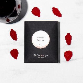 Picture of: Real Wine Gums (Merlot) | Secret Santa Generator Gifts