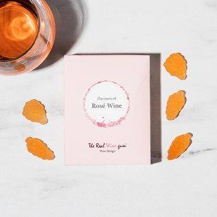 Picture of: Real Wine Gums (Rose Wine) | Secret Santa Generator Gifts