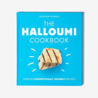 Picture of: The Halloumi Cookbook | Secret Santa Generator Gifts
