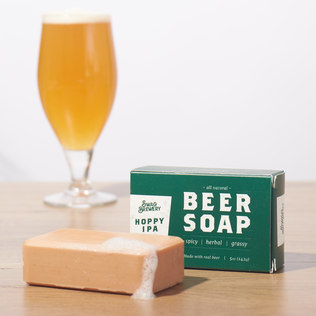Picture of: Boozy Soaps (Beer) | Secret Santa Generator Gifts