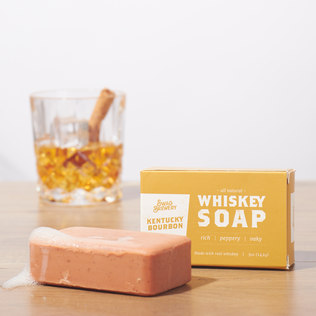 Picture of: Boozy Soaps (Whiskey) | Secret Santa Generator Gifts