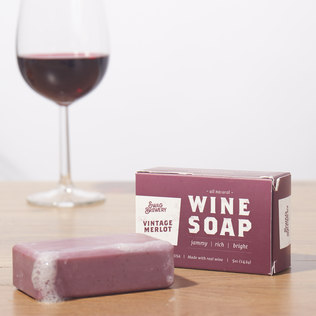 Picture of: Boozy Soaps (Wine) | Secret Santa Generator Gifts