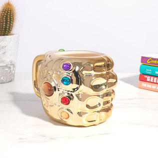 Picture of: Infinity Gauntlet Mug | Secret Santa Generator Gifts