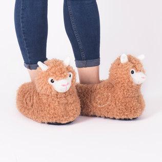 Picture of: Llama Slippers | Secret Santa Generator Gifts