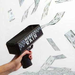 Picture of: Make It Rain Money Gun | Secret Santa Generator Gifts
