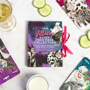 Picture of: Disney Villains Face Mask Collection | Secret Santa Generator Gifts