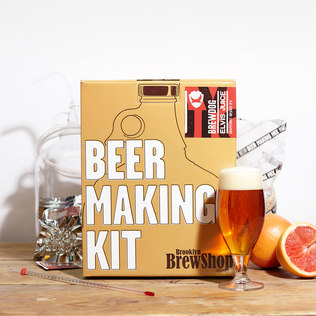 Picture of: Brewdog Elvis Juice Beer Making Kit | Secret Santa Generator Gifts