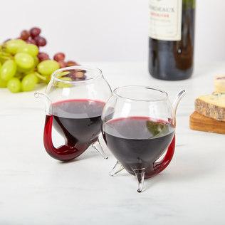 Picture of: Wino Sippo Glasses | Secret Santa Generator Gifts