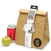 Picture of: Brown Paper Bag - Insulated Lunch Bag | Secret Santa Generator Gifts