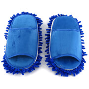 Picture of: Lazy Housekeeper Mop Slippers | Secret Santa Generator Gifts