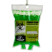 Picture of: Zombie Blood Shower Gel II - Green | Secret Santa Generator Gifts