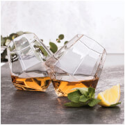 Picture of: Diamond Glass (Set of 2) | Secret Santa Generator Gifts