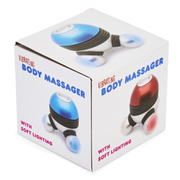 Picture of: Vibrating Body Massager with LED Lighting | Secret Santa Generator Gifts