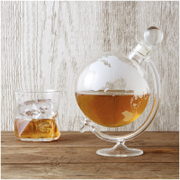 Picture of: Glass Globe Whisky Decanter | Secret Santa Generator Gifts