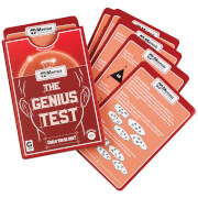 Picture of: Mensa Cards The Genius Test | Secret Santa Generator Gifts