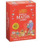 Picture of: David Walliams Gangsta Granny's Mental Maths Games | Secret Santa Generator Gifts