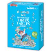 Picture of: David Walliams Billionaire Boy's Tremendous Times Tables Games | Secret Santa Generator Gifts