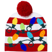 Picture of: Light Up Knitted Christmas Hat | Secret Santa Generator Gifts