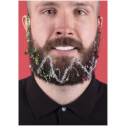 Picture of: Christmas Beard Lights and Tinsel | Secret Santa Generator Gifts