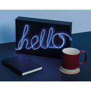 Picture of: DIY Neon Light | Secret Santa Generator Gifts