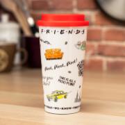 Picture of: Friends Travel Mug | Secret Santa Generator Gifts