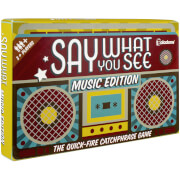 Picture of: Say What You See Music Edition | Secret Santa Generator Gifts