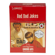 Picture of: Ladybird Books For Grown-Ups Bad Dad Jokes | Secret Santa Generator Gifts