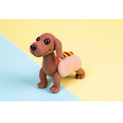 Picture of: Make Your Own Sausage Dog | Secret Santa Generator Gifts