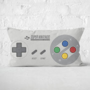 Picture of: Nintendo SNES Cushion Rectangular Cushion - 30x50cm - Soft Touch | Secret Santa Generator Gifts