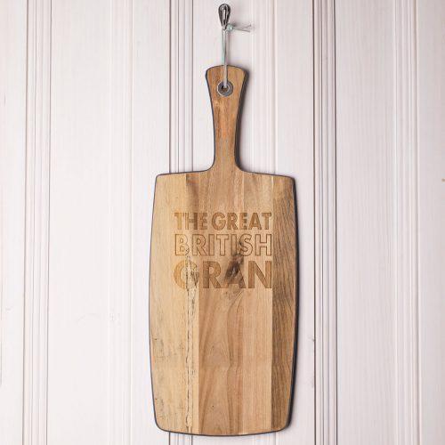 Picture of: Jamie Oliver Personalised Antipasti Serving Board - Great British | Secret Santa Generator Gifts