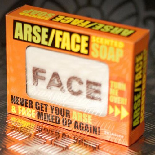 Picture of: Arse Face Soap | Secret Santa Generator Gifts