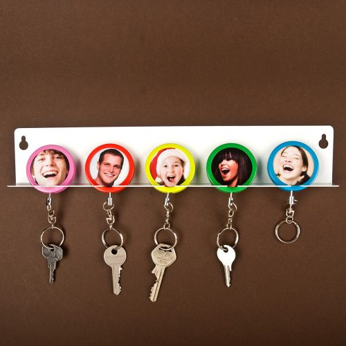 Picture of: My Picture Key Rack Hanger | Secret Santa Generator Gifts